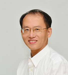 Associate Research Fellow -Wen-Shan Li