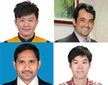 Congratulations to Dr.Chieh-Kai Chan and Dr. Muhammad Usman and Dr.Anil Kumar Vardaman and Chun-I Wang for receiving Regular Postdoctoral Scholars.(2018 2nd Session Academia Sinica Postdoctoral Research Fellowships)